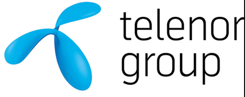 Telenor Group Logo